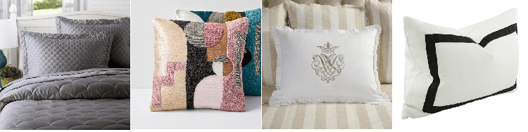 Difference Between Shams and Pillowcases